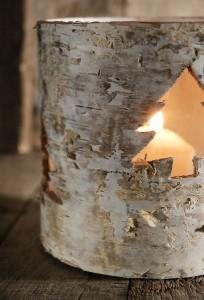 84230605010 birch candle holder