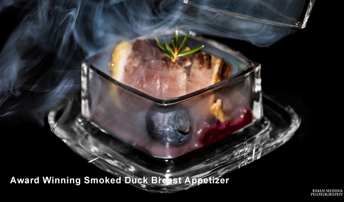 4--Award-Winning-Smoked-Duck-Breast-Appetizer---BrianMedina