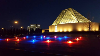 Arrowonic's-drones-ready-for-performance-take-off-at-the-Aga-Khan-Museum