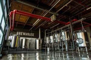 Fermenting Tanks - Rainhard Brewery