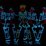 LED-Tron-Dance-Show