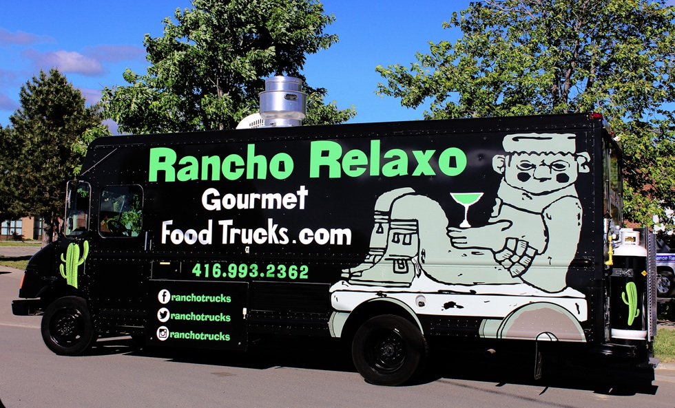 Rancho Relaxo Food Truck
