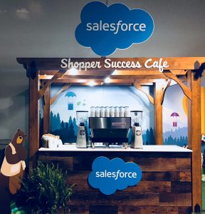 Salesforce cafe