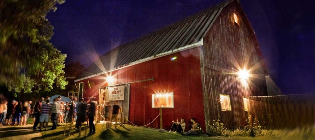 The Hayloft Photo credit Paul Parsons