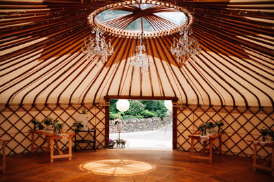 Yurt An Event Toronto Special Events