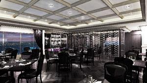 STOCK Restaurant Bar & Lounge Logo