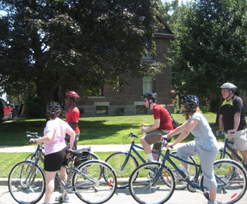 Find your group's pedal power with Toronto Bicycle Tours