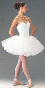 Dress an event in tutus from Malabar