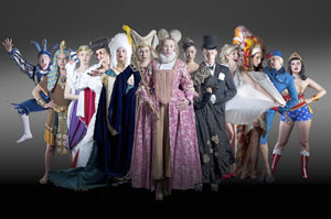 Theatrix Costume House offers stage-quality looks for every theme