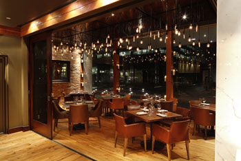 Private dining toronto special events for Best restaurants with private dining rooms toronto