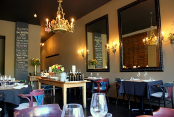 Leslieville's Table 17 is warm and welcoming