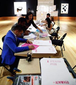Include fun art activities in your event's agenda