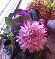 The Flower Room packs a purple posy punch