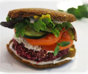 Feel Good Guru ensures vegans get their burger fix