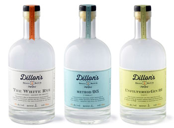 Try small-batch spirits from Niagara's Dillon's Distillers