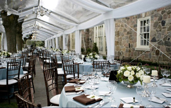 JJL Events knows exactly how to make an outdoor venue work