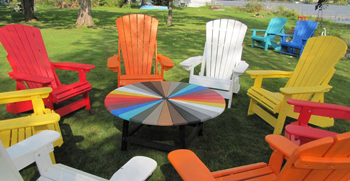 Taylors Plastic's furnishings weather the weather