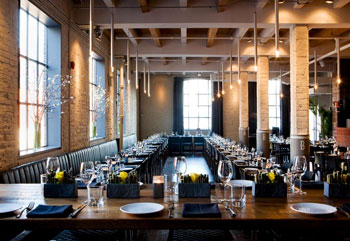 Brassaii Restaurant and Lounge is a celebrity magnet