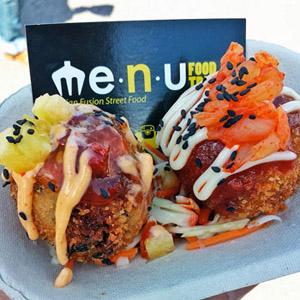 M.e.n.u. spotlights Asian fusion street food