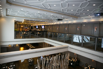 The Forth offers a spacious multi-level atrium layout