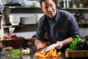 Customized event menus are Chef Brodi's speciality