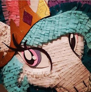 Bashable art from Big Ass Piñata