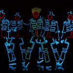 LED-Tron-Dance-Show